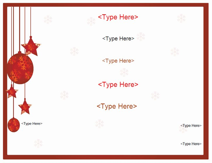 Christmas Award Certificate Template Inspirational Blank Certificates Holiday Gift Certificate Template