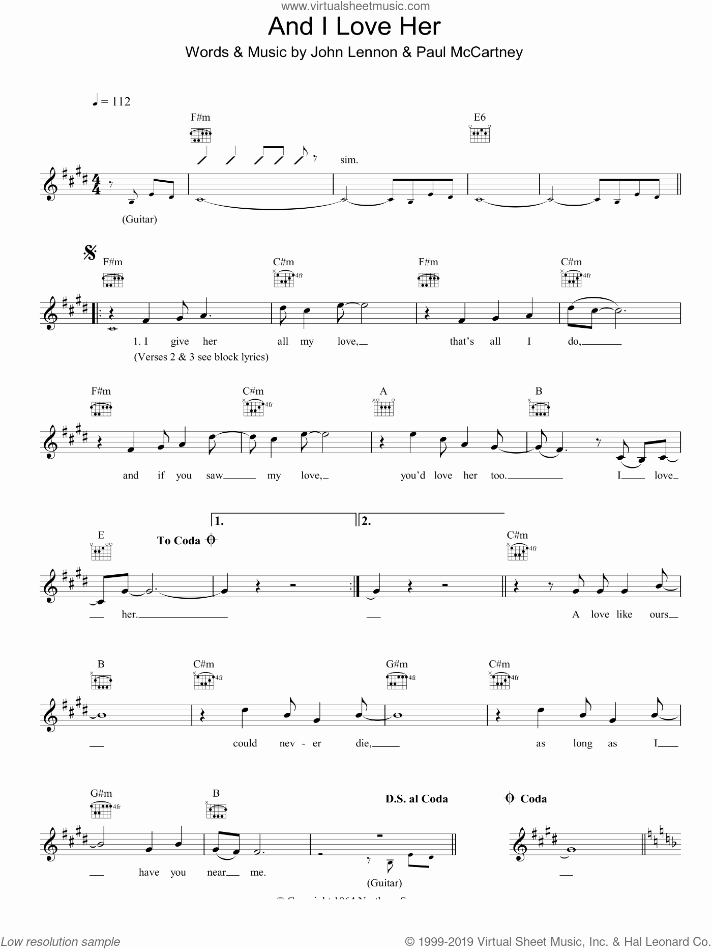 Christmas Fake Book Pdf Download Free Lovely Beatles and I Love Her Sheet Music Fake Book [pdf]