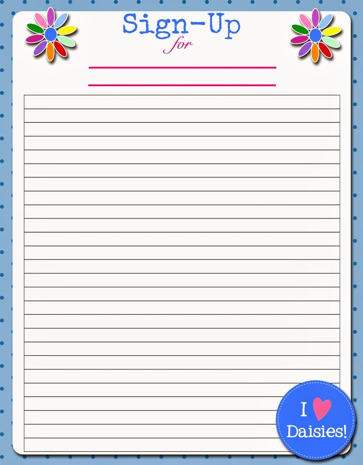 Christmas Potluck Sign Up Sheet Inspirational Editable Potluck Sign Up Sheet Search Results