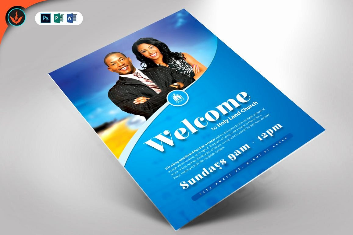 Church Visitor Card Template Generator New Church Wel E Cover Shop Template