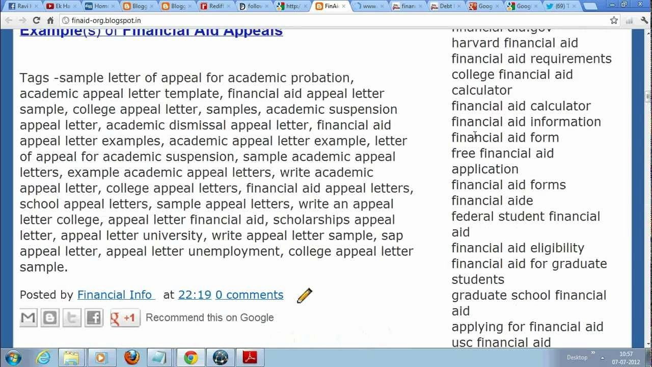College Appeal Letter Example Inspirational Free Academic Appeal Sample Letter for College and