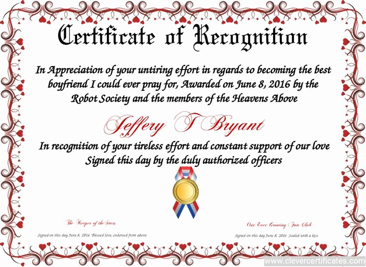 College Signing Day Certificate Template Inspirational Certificate Of Recognition Free Certificate Templates