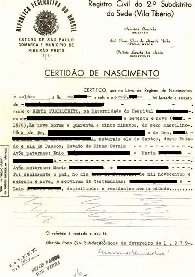Colombian Birth Certificate Translation Template Awesome How to Translate A Mexican Birth Certificate to English