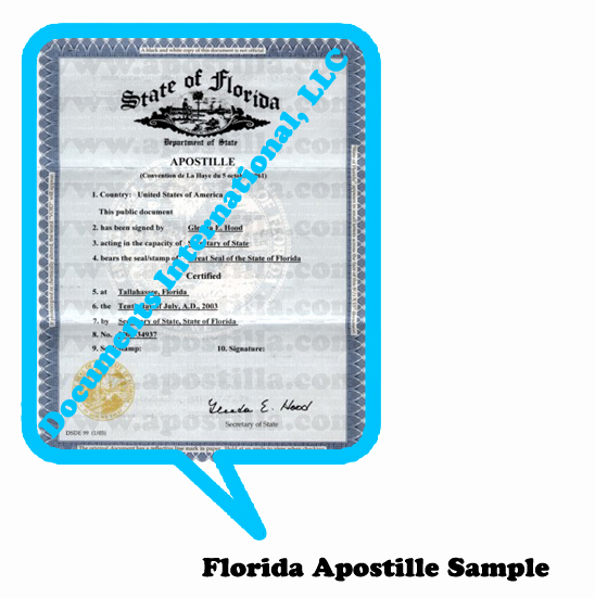 Colombian Birth Certificate Translation Template Lovely Florida Apostille
