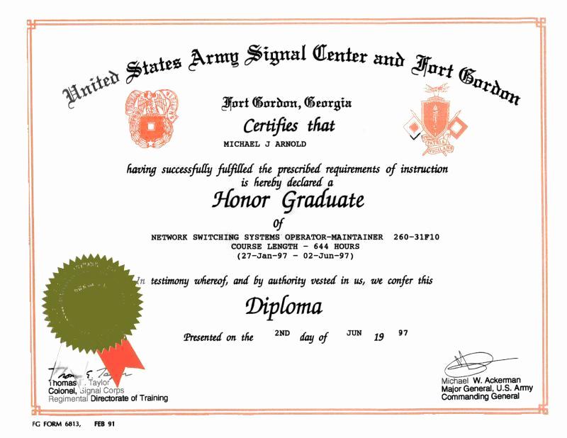 Combat Action Badge Certificate Template Best Of 11 Of Navy Graduation Certificates Template