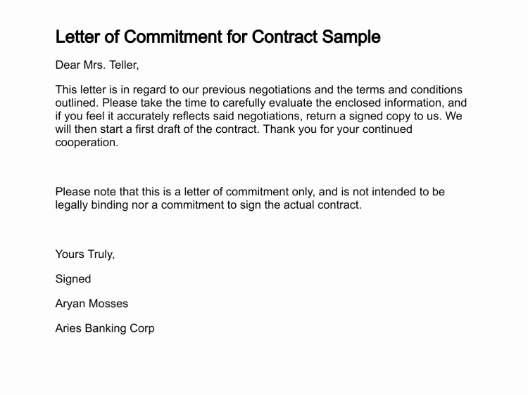 Commitment Letter for Work Awesome Creative Writing Exercises Character Development