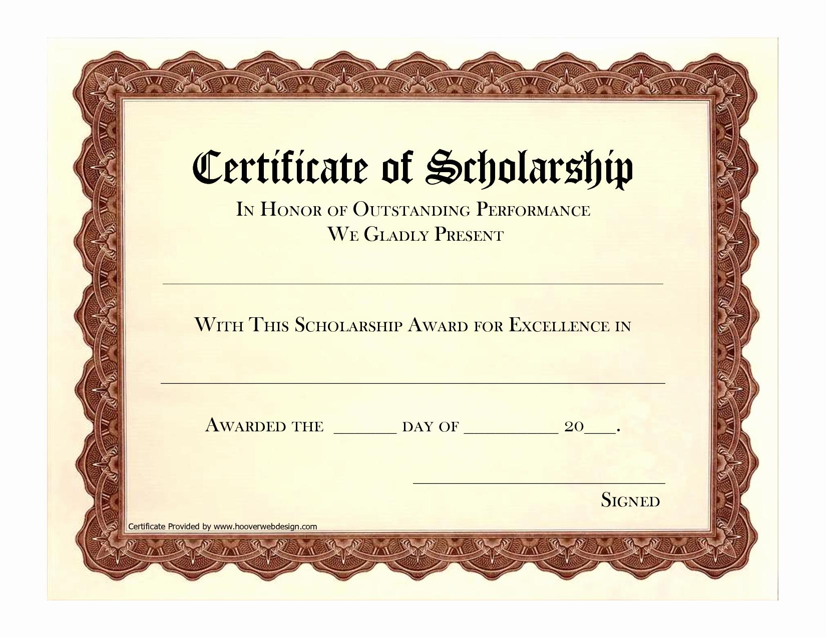 Community Service Award Template Lovely Munity Service Award Certificate