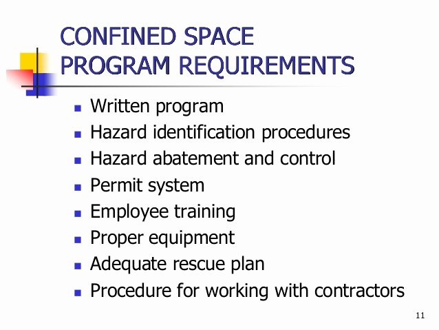 Confined Space Certificate Template Fresh Confined Space Rescue Plan to Pin On Pinterest