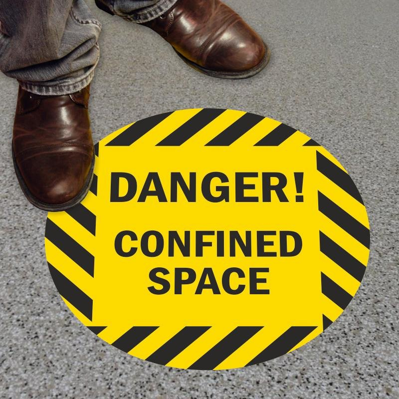 Confined Space Certificate Template New Non Permit Required Confined Space Entry form forms