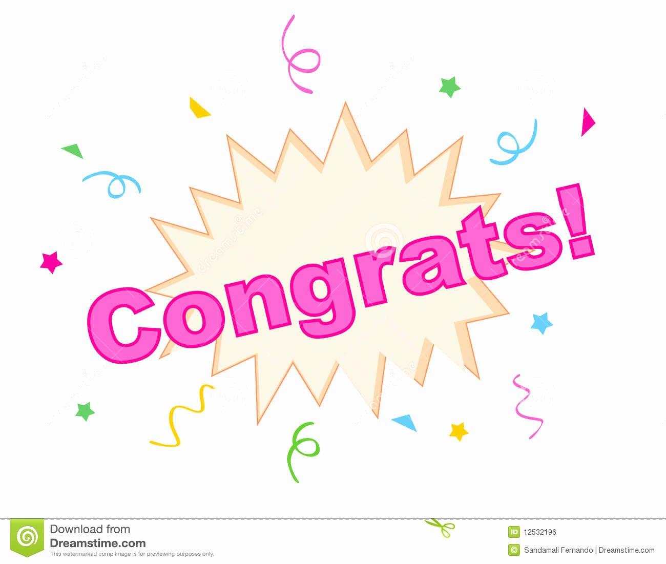Congratulations Images for Achievement Best Of Congrats Stock Illustration Illustration Of Achievement