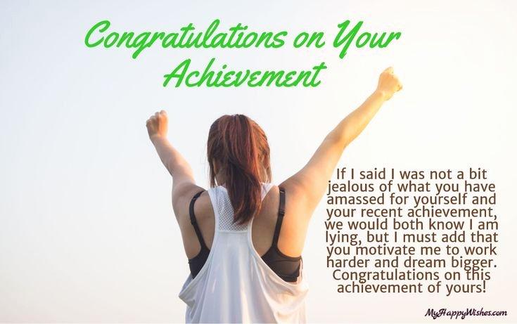 Congratulations Images for Achievement Inspirational Best 25 Congratulations Messages for Achievement Ideas On
