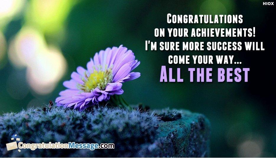 Congratulations Images for Achievement Luxury Congratulation Messages for Achieving Tar