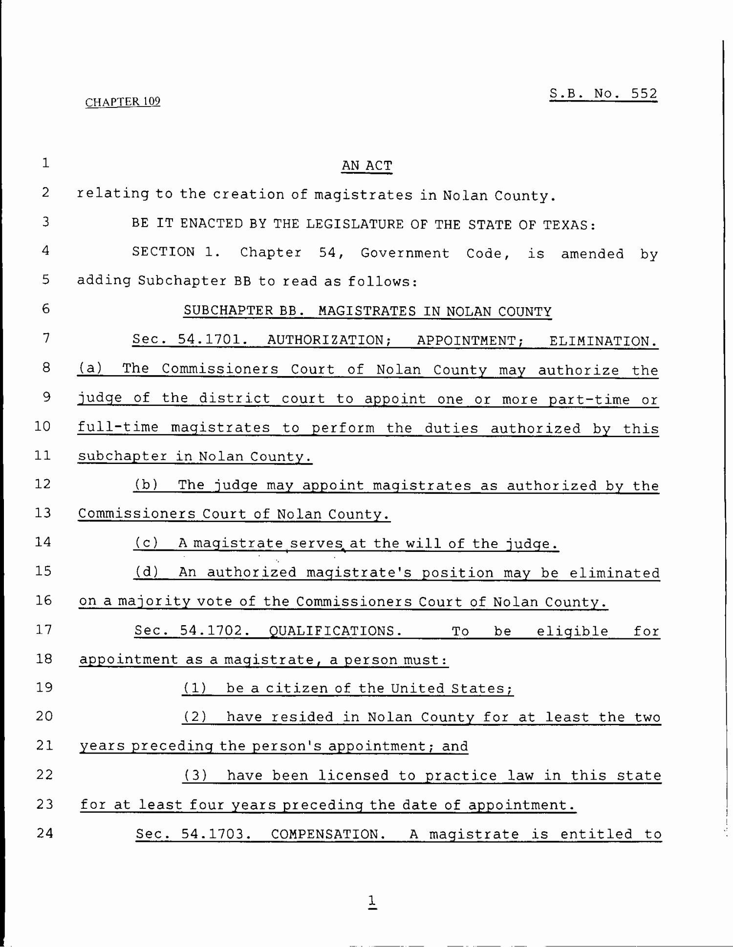Congressional Bill Template Awesome 79th Texas Legislature Regular Session Senate Bill 552