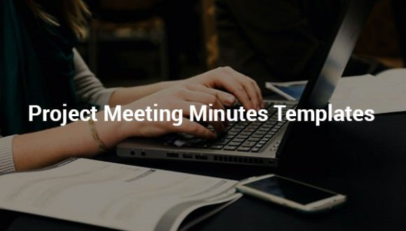 Construction Project Meeting Minutes Template Beautiful Project Meeting Minutes Template 10 Word Excel Pdf