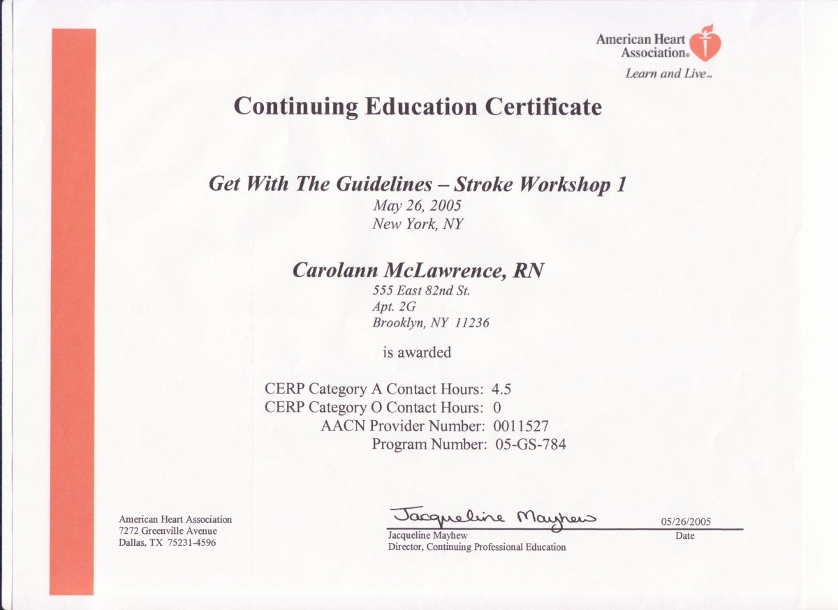 Continuing Education Certificate Template Best Of Certificates Of Continuing Education Courses