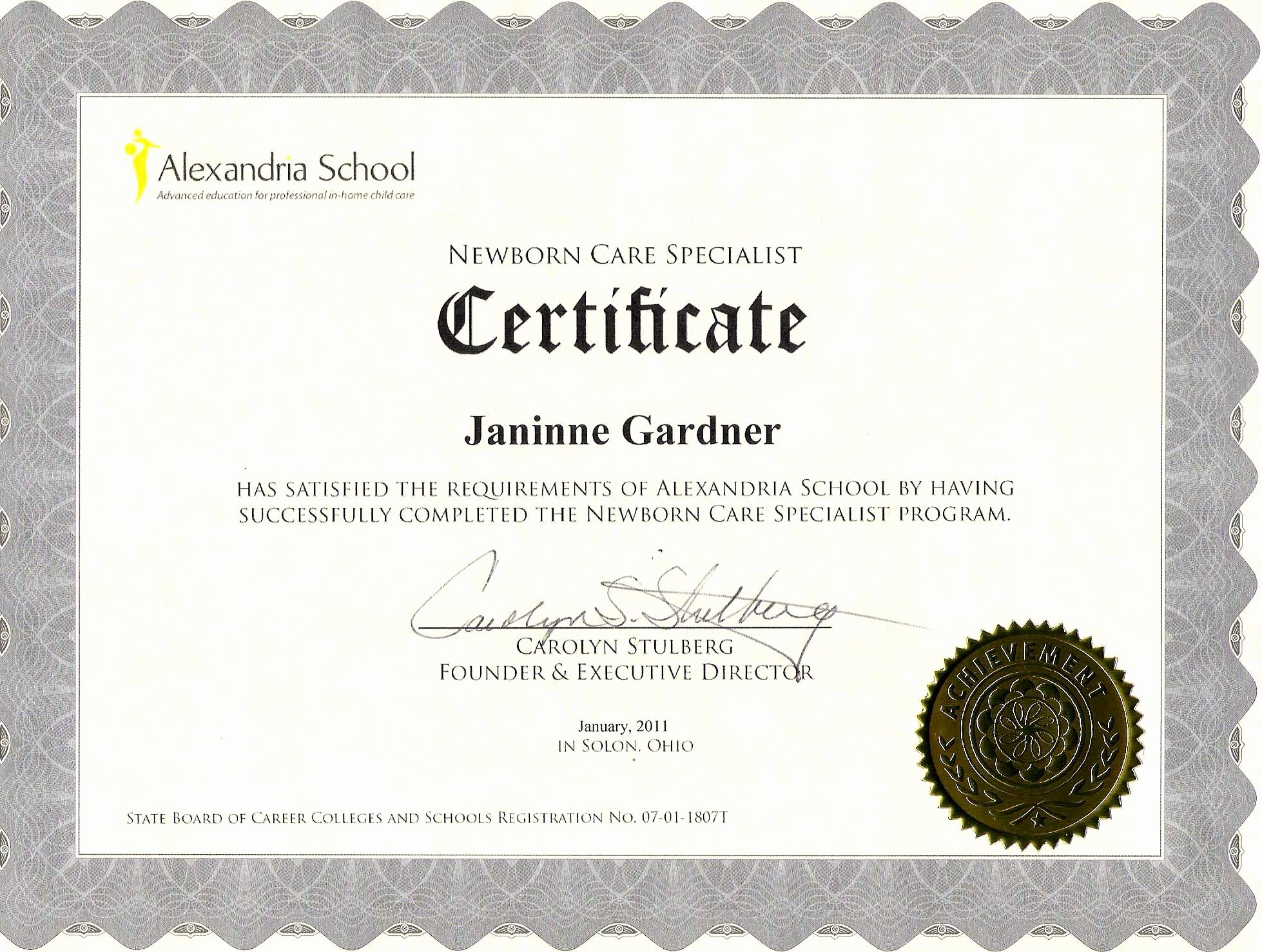 Continuing Education Credit Certificate Template Elegant 27 Of Adult Education Certificate Template