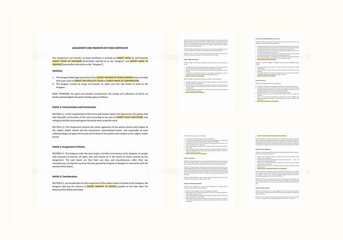 Corporate Secretary Certificate Template Best Of Apple Stock Certificate Template