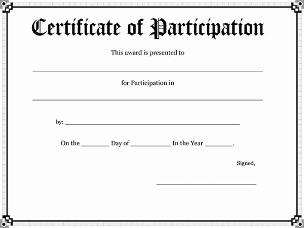 Cub Scout Graduation Certificate Template Awesome 99 Free Printable Certificate Template Examples In Pdf