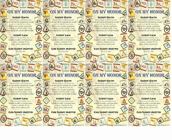 Cub Scout Pocket Certificate Template Awesome Pinterest • the World's Catalog Of Ideas