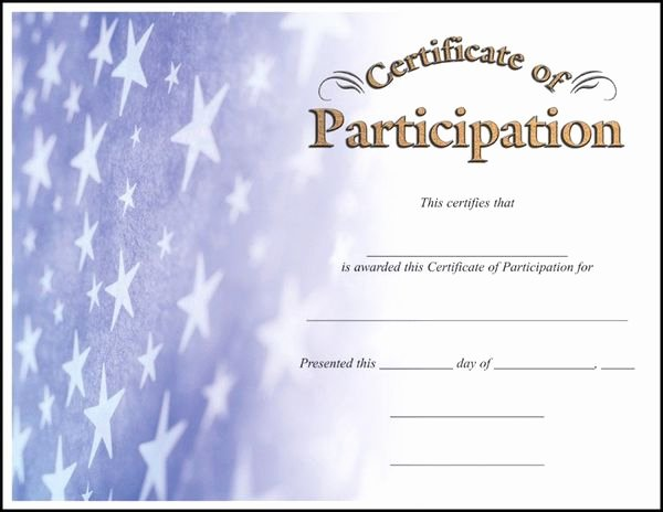Dealer Participation Certification form Awesome Marco Awards and Trophies Canada Participation