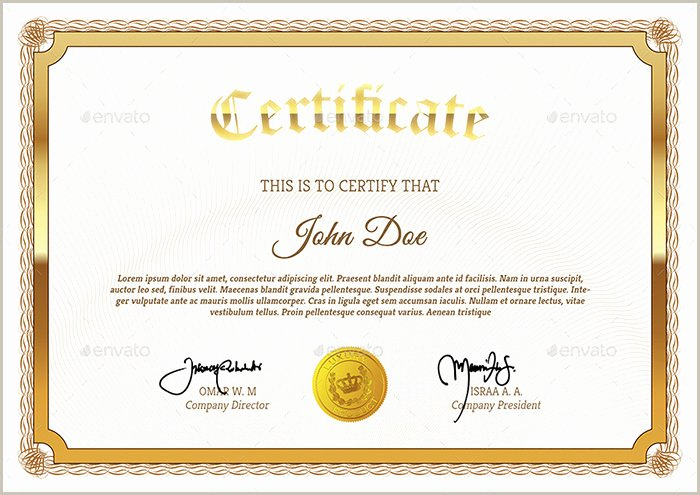 Dealer Participation Certification form Beautiful High Res Certificate Templates