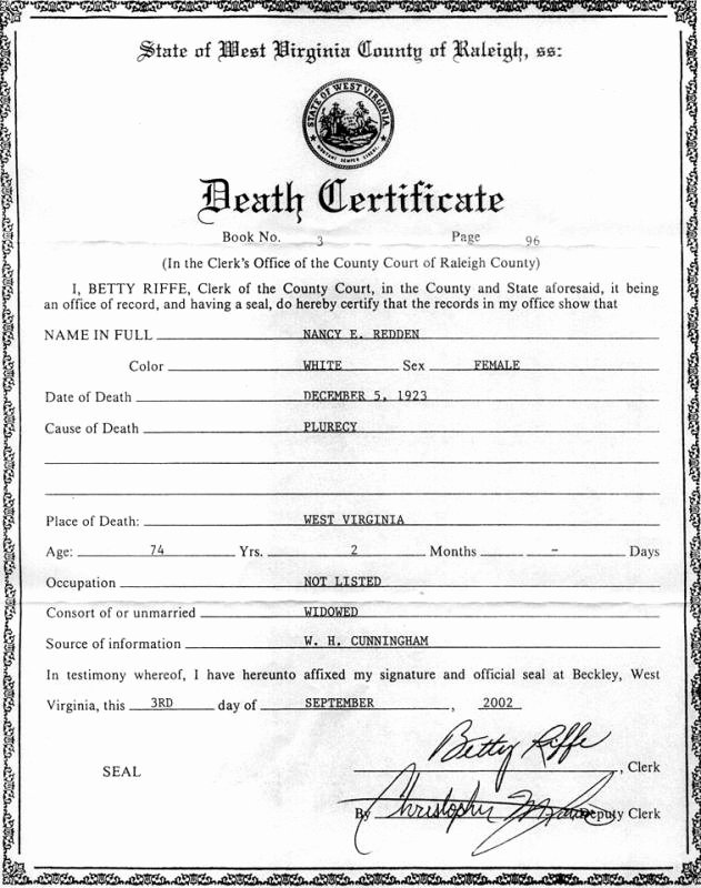 Death Certificate Template Microsoft Word Luxury Death Certificate Template Word