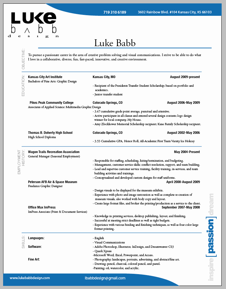 Degree In Progress On Resume Best Of Lukebabb Typography 3 Project 4 Resume Progress