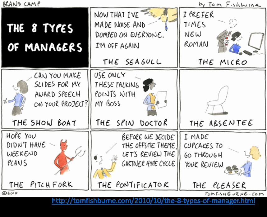 Different Kinds Of Awards Best Of Management for Scientists What Makes A Good Manager Anyway