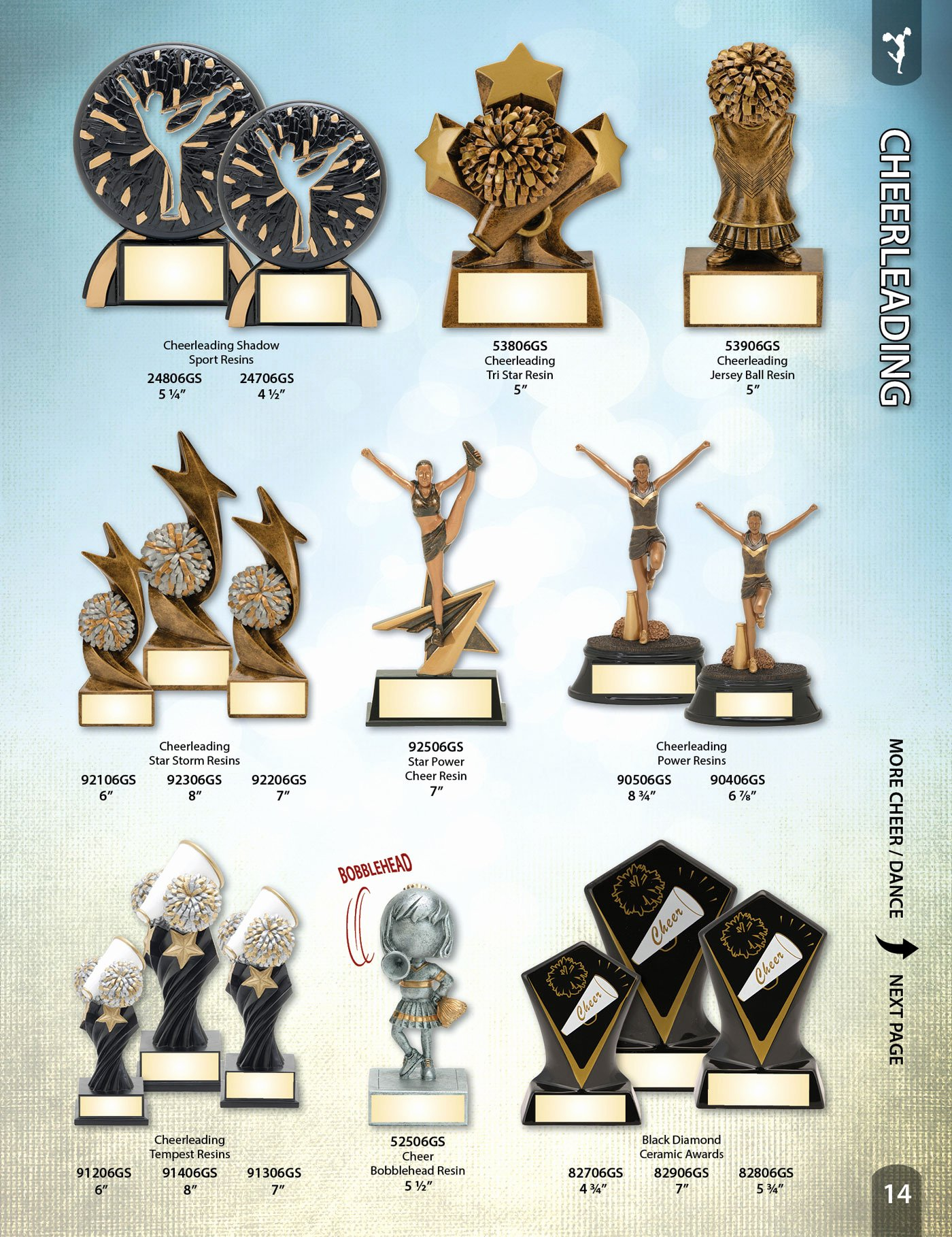 Different Kinds Of Awards Luxury Types Cheerleading Awards to Pin On Pinterest