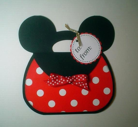 Disney Gift Certificate Template Beautiful Prh08 Disney Magic Minnie Gift Card Holder Template Svg