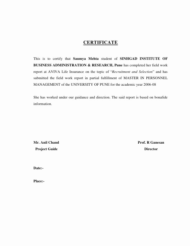 Doctor Certificate for Sick Leave Template Lovely Medical Certificate format for Sick Leave for Student