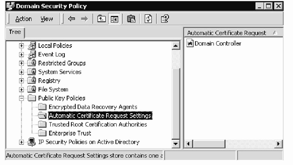 Domain Controller Certificate Template Elegant Active Directory Advanced Authentication Check Point