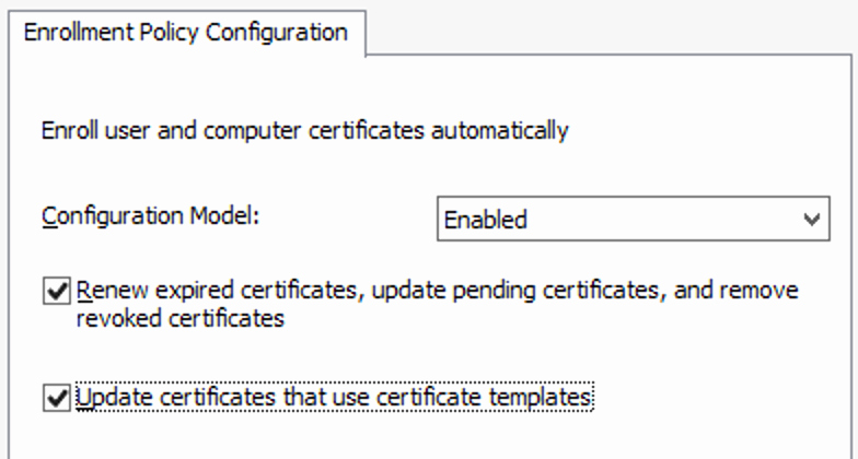 Domain Controller Certificate Template Elegant Creating Custom Secure Ldap Certificates for Domain