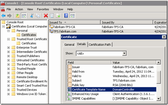 Domain Controller Certificate Template Lovely Configuring Openldap Pass Through Authentication to Active