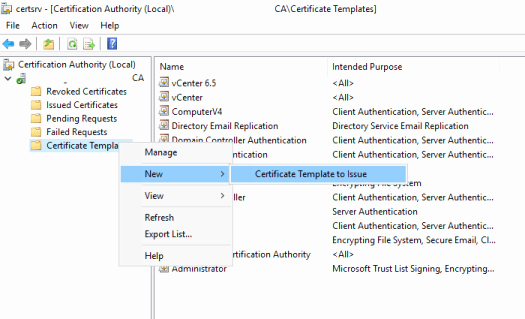 Domain Controller Certificate Template Lovely Migrating Active Directory From 2008 R2 to 2016