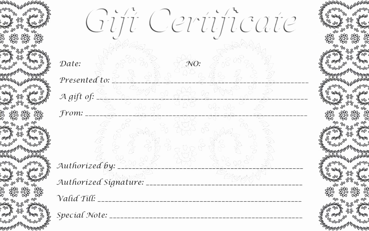 printable t certificates