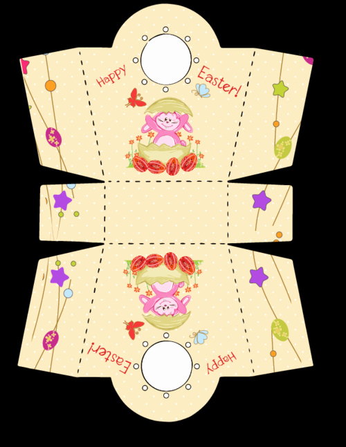 Easter Gift Certificate Template Best Of Easter Basket Printable Kidspressmagazine