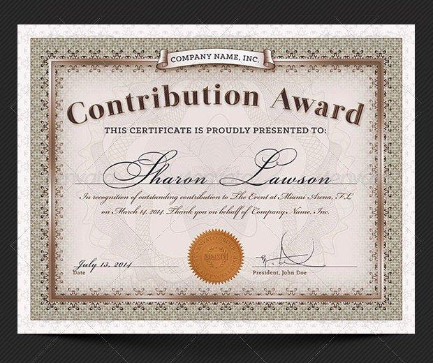 Editable Honor Roll Certificate Elegant Honor Roll Certificate