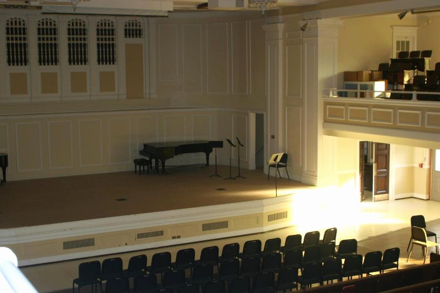 Edman Chapel Seating Chart Awesome Conservatory Facilities Wheaton College Il