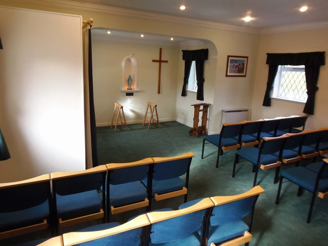Edman Chapel Seating Chart Lovely A M Ellershaw M B I E Independent Funeral Director Bingley