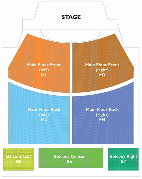 Edman Chapel Seating Chart Luxury Chicago Symphony orchestra
