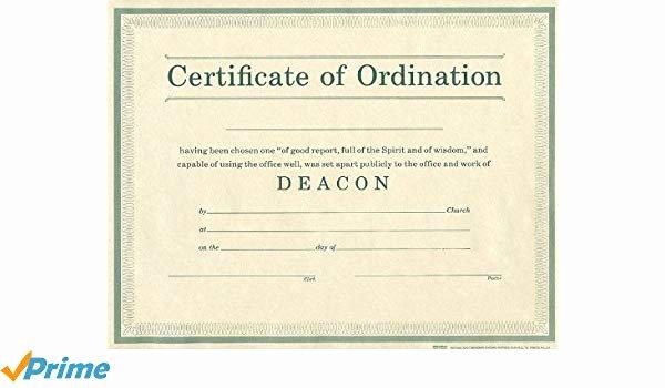 Elder ordination Certificate Template Fresh Free Printable Deaconess ordination Certificate Tutore