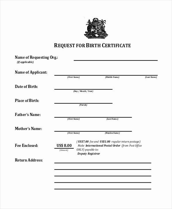 Elder ordination Certificate Template Luxury 29 Of Sample Baptism Template