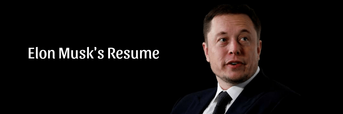Elon Musk One Page Resume Elegant Study Abroad & Career Guidance Expert Tips