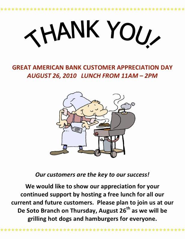 Employee Appreciation Day Flyer Template Awesome 26 Of Employee Appreciation Lunch Flyer Template