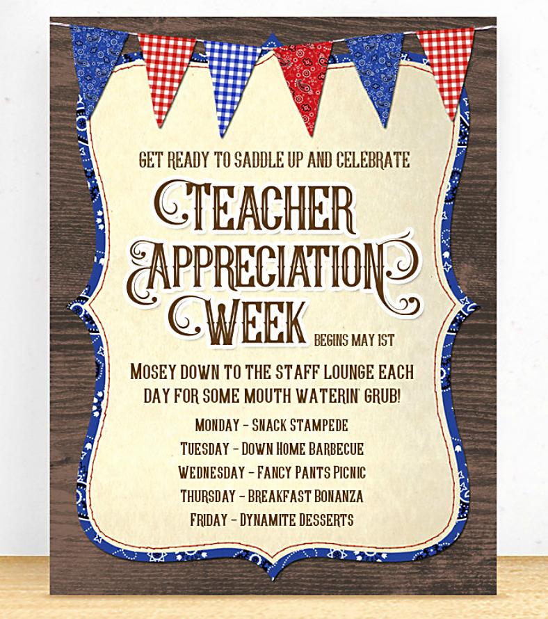 Employee Appreciation Day Flyer Template Best Of 16 Appreciation Flyer Designs & Templates Psd Ai
