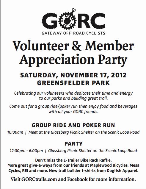 Employee Appreciation Flyer Templates Inspirational Volunteer Party Invitation