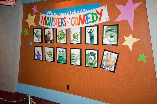 Employee Of the Month Frame New Monsters Of Edy Banner and Employee Of the Month