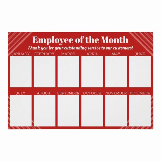 Employee Of the Month Frame Template Best Of 4x6 Photos Board Employee Of the Month Poster
