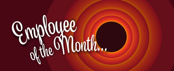 "Employee Of the Month Frame Template Inspirational Search Photos ""employee Of the Month"""